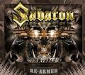 SABATON - METALIZER / FIST FOR FIGHT: DEMOS (2CD)