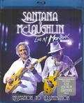Santana & McLaughlin - Invitation To Illumination /Live At Montreux 2011/ BLU-RAY