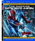 Amazing Spider-Man (4 K MASTERED) BLU-RAY