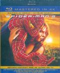 Spider-Man 2 (4 K MASTERED) BLU-RAY