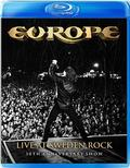 Europe - Live At Sweden Rock - 30th Anniversary Show BLU-RAY