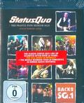 Status Quo - Back 2 SQ.1 - The Frantic Four Reunion 2013: Live At Wembley Arena (BR+CD) BLU-RAY