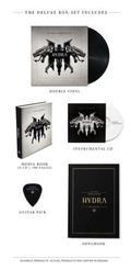 WITHIN TEMPTATION: HYDRA DELUXE BOX - 2LP+3CD+BOOK
