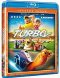 Turbo (3D+2D) 2BRD+DVD BLU-RAY