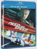 Need For Speed (3D+2D) BLU-RAY