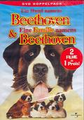 Beethoven 1+2 (CZ titulky) (2DVD)