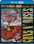 Guns N' Roses - Appetite for Democracy: Live at the Hard Rock Casino, Las Vegas (2D+3D) BLU-RAY
