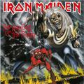 IRON MAIDEN: THE NUMBER OF THE BEAST (180 GRAM) - LP