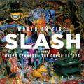 SLASH FEAT. MYLES KENNEDY & CONSPIRATORS: WORLD ON FIRE (180 GRAM) (RED VINYL) - 2LP