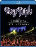 Deep Purple - Live In Verona BLU-RAY