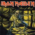 IRON MAIDEN: PIECE OF MIND (180 GRAM) - LP