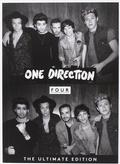 ONE DIRECTION - FOUR (DELUXE DVD-SIZE ECOL-BOOK SLEEVE)