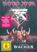 Twisted Sister - Live at Wacken: The Reunion (DVD+CD)