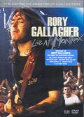 Gallagher Rory - Live At Montreux 2DVD /DTS/ (bazár) /poškodený disc 2/