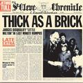 JETHRO TULL: THICK AS A BRICK (180 GRAM) - LP