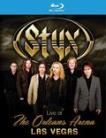 Styx - Live At The Orleans Arena Las Vegas BLU-RAY