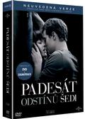 Padesát odstínu šedi DVD + CD soundtrack