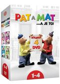 Pat & Mat 1-4 /...A je to!/ 4DVD