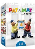 Pat & Mat 5-8 /...A je to!/ 4DVD