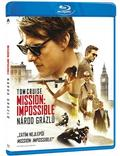 Mission: Impossible - Národ grázlu / Mission: Impossible V. BLU-RAY