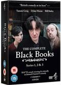 Black Books (Complete Series 1-3, Import GB) (3DVD)