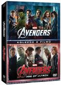 Avengers + Avengers: Age Of Ultron 2DVD
