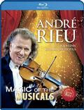 Rieu Andre - Magic of the Musicals BLU-RAY