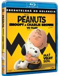 Snoopy a Charlie Brown. Peanuts ve filmu (3D+2D) 2BRD BLU-RAY
