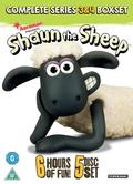 Shaun the Sheep  / Veselá farma - Complete Series 3&4 5DVD