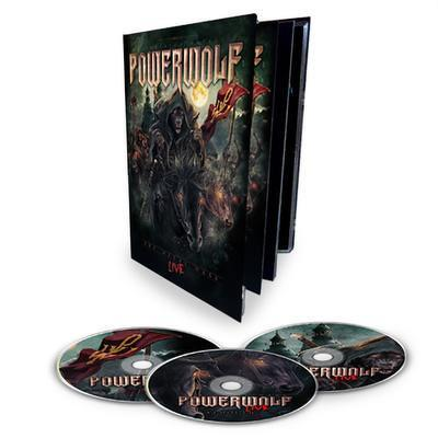 Powerwolf - The Metal Mass - Live (2DVD+CD)