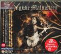 MALMSTEEN YNGWIE - WORLD ON FIRE (JAPAN)