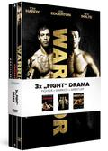3x Fight drama: Fighter + Warrior + Wrestler 3DVD