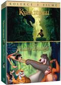 Kniha džungle (film, 2016) + Kniha džunglí (DISNEY, 1967) 2DVD