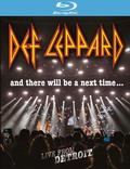 Def Leppard - And There Will Be A Next Time... Live From Detroit BLU-RAY