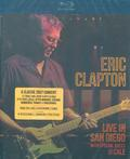 Clapton Eric - Live in San Diego BLU-RAY