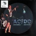 AC/DC: LIVE IN NASHVILLE AUGUST 8TH 1978 (UNOFFICIAL RELEASE) (PICTURE DISC) - LP