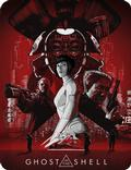 Ghost in the Shell (4K Ultra HD & 3D+2D Steelbook) BLU-RAY