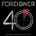 FOREIGNER: 40 (180 GRAM) - 2LP