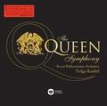 ROYAL PHILHARMONIC ORCHESTRA : THE QUEEN SYMPHONY - 2LP