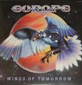EUROPE: WINGS OF TOMORROW (JAPAN) - LP /bazár/
