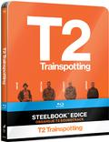 T2 Trainspotting BD+CD soundtrack (steelbook) BLU-RAY