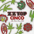 ZZ TOP: CINCO: THE FIRST FIVE LPS (180 GRAM) - 5LP