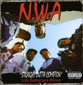 N.W.A. - STRAIGHT OUTTA COMPTON (20TH ANNIVERSARY EDITION, 2007)