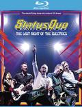 Status Quo - Last Night of the Electrics, Live BLU-RAY