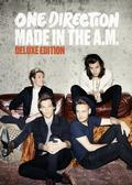 ONE DIRECTION - MADE IN THE A.M. (DELUXE A5)
