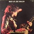 WALSH JOE: THE BEST OF JOE WALSH (JAPAN) - LP /bazár/