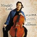 YO-YO MA: VIVALDI'S CELLO (180 GRAM) - 2LP