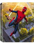 Spider-Man: Homecoming (3D+2D) (WWA generic steelbook) BLU-RAY
