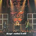 ACCEPT: RESTLESS AND WILD (JAPAN) - LP /bazár/