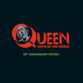 QUEEN: NEWS OF THE WORLD (40TH ANNIVERSARY) (LP+3CD+DVD) - LP